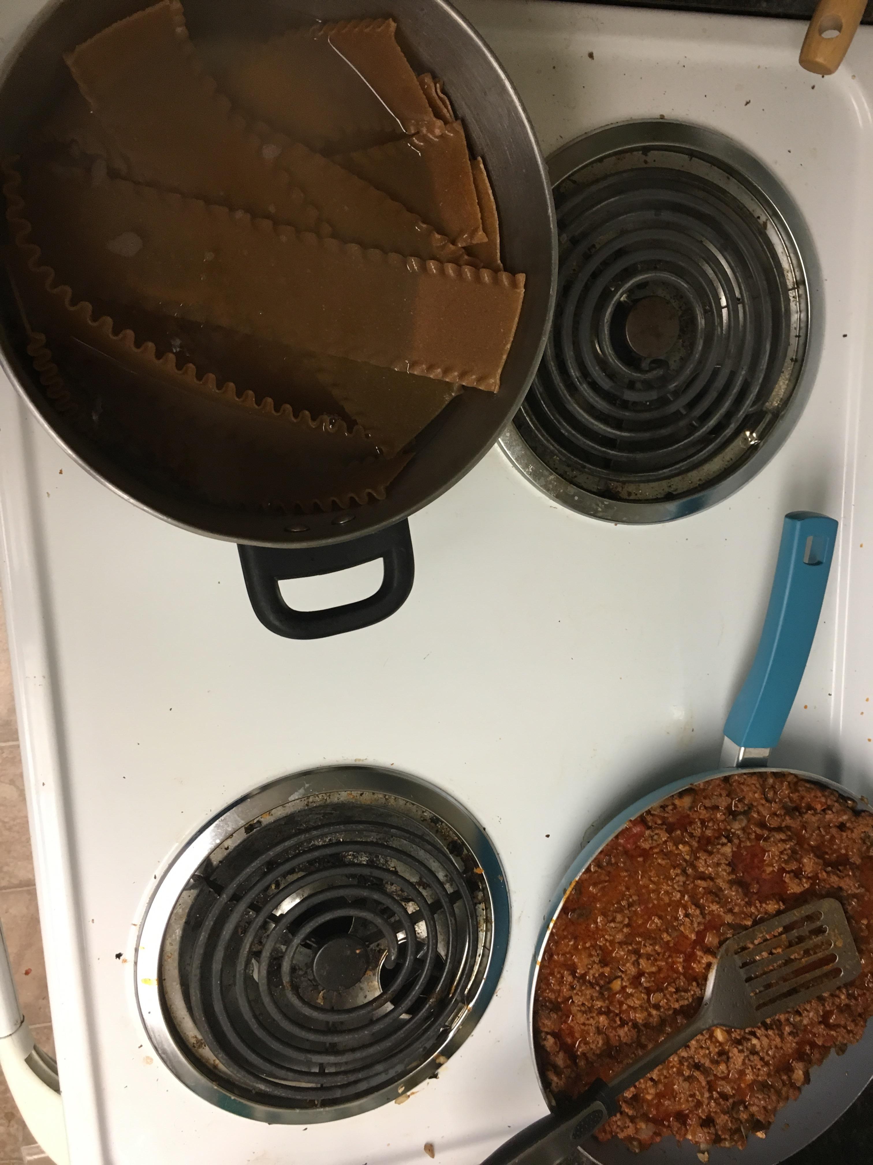 Lasagna Stove Top