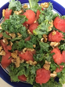 Watermelon Kale